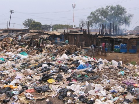 The Problem of Wealth: Reflections on Poverty in Kibera