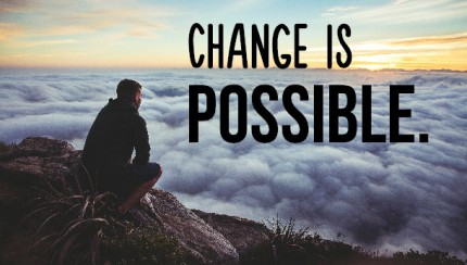 change is possible