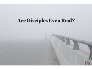 Are Disciples Even Real-